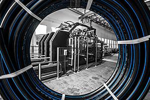 Gascontrolplast - historie výroby
